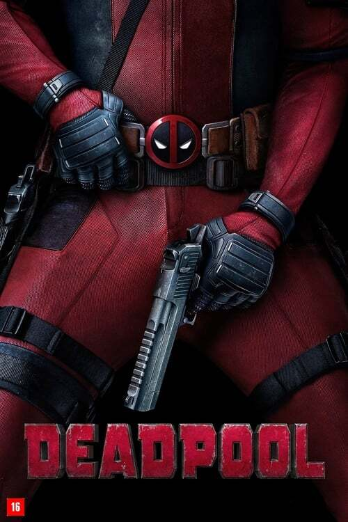 movie cover - Deadpool