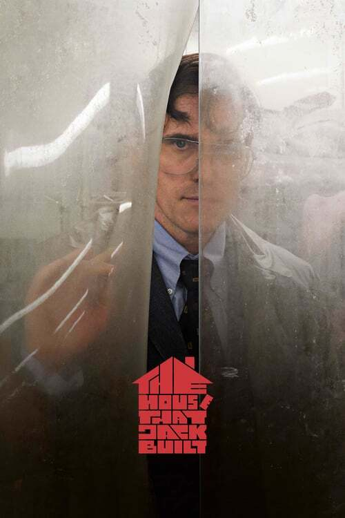 movie cover - The House That Jack Built