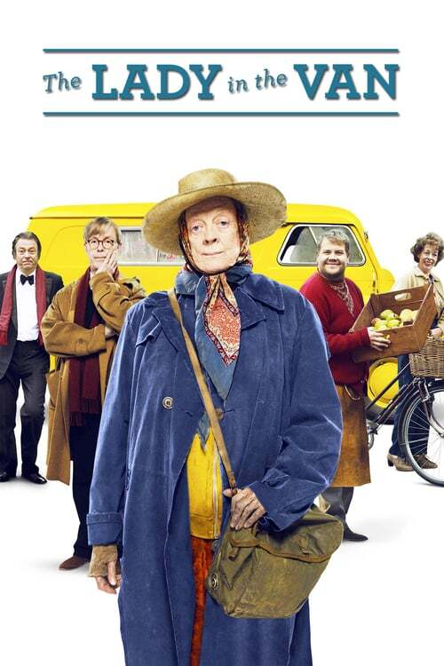 movie cover - The Lady In The Van