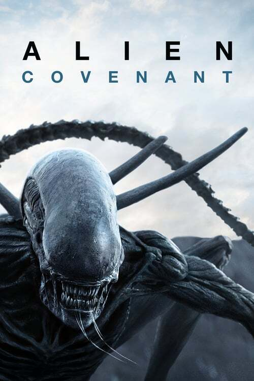 movie cover - Alien: Covenant