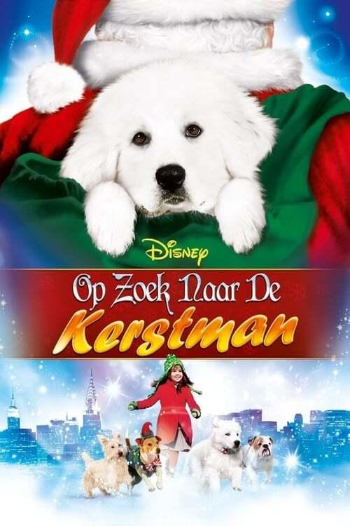 movie cover - Op Zoek Naar de Kerstman