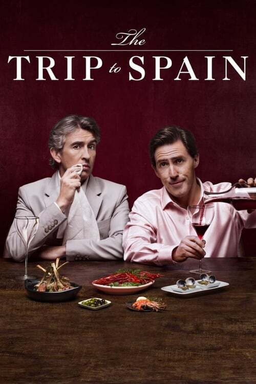 movie cover - The Trip To Spain