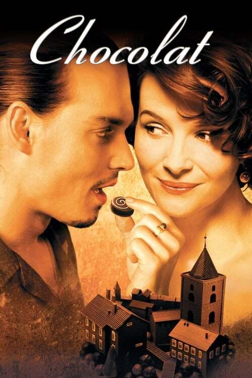 movie cover - Chocolat