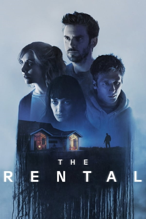movie cover - The Rental