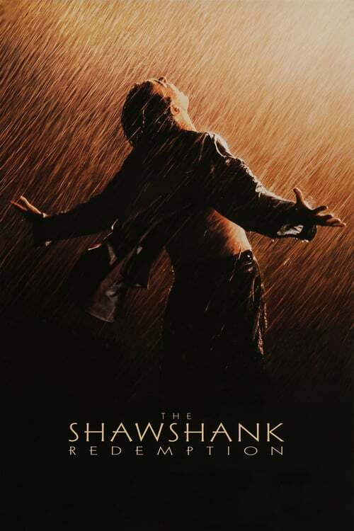 movie cover - The Shawshank Redemption