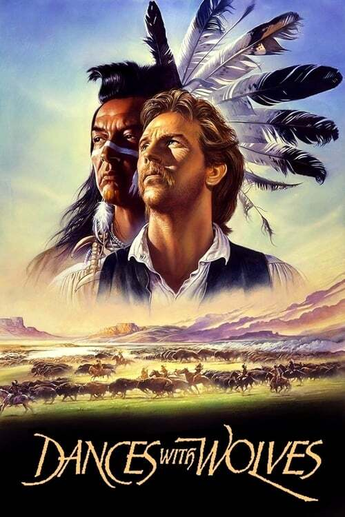 movie cover - Dances With Wolves