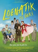 movie cover - Loenatik, Te Gek!