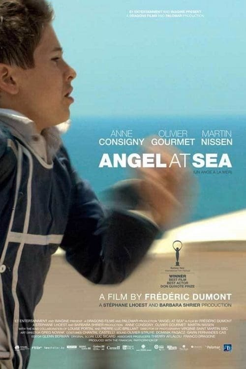 movie cover - Un Ange à La Mer