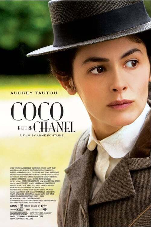 movie cover - Coco Avant Chanel