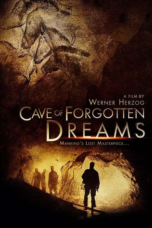 movie cover - Cave Of Forgotten Dreams