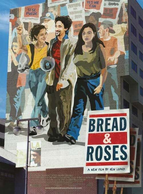 movie cover - Bread And Roses