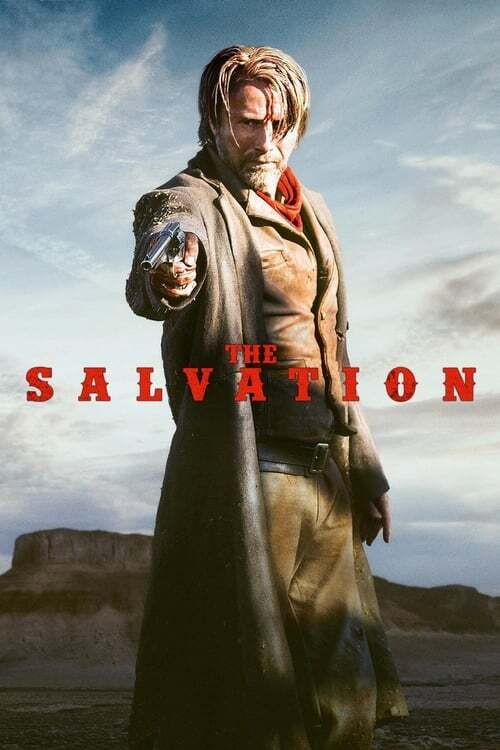 movie cover - The Salvation