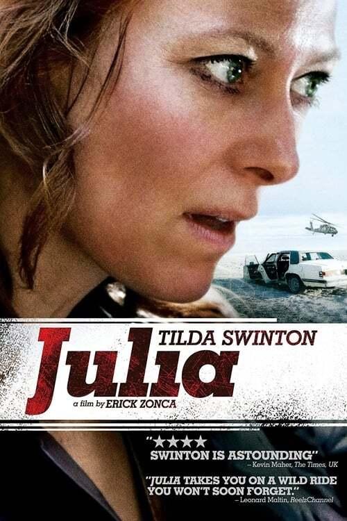 movie cover - Julia