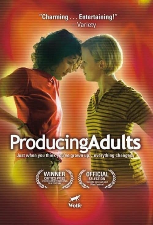 movie cover - Producing Adults