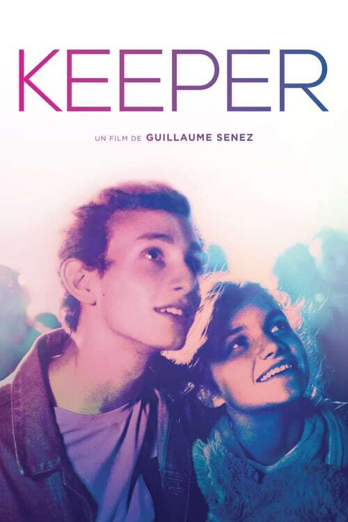 movie cover - Keeper