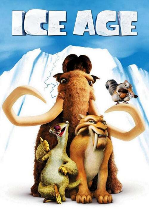 movie cover - Ice Age