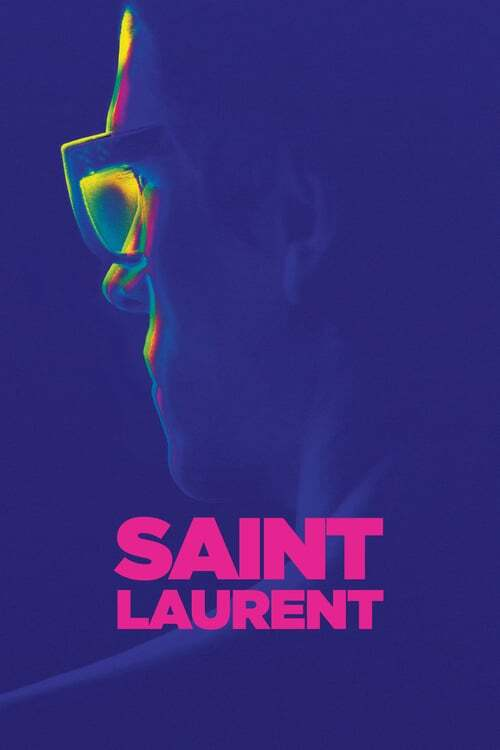 movie cover - Saint Laurent