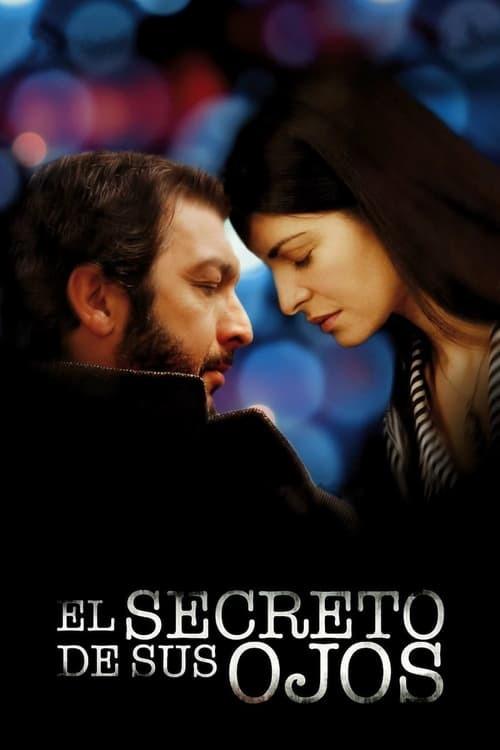 movie cover - El Secreto De Sus Ojos