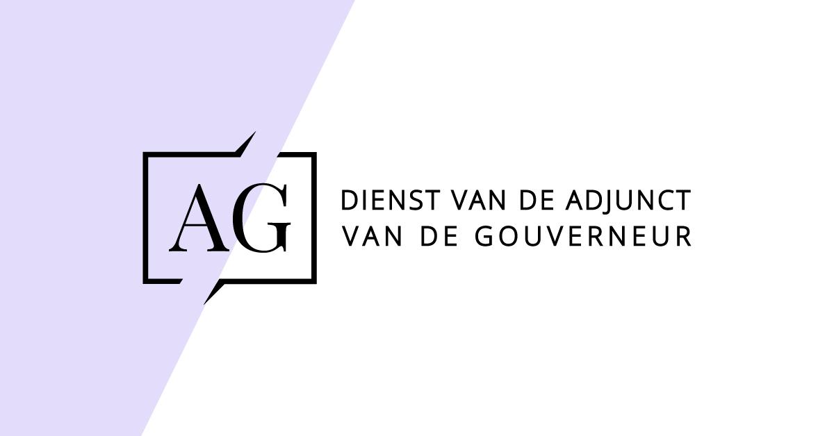 logo van adjunct van de gouverneur