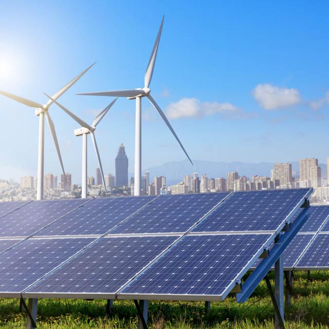 (Renewable) Energy