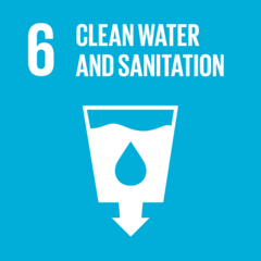 Ensure availability and sustainable management of water and sanitation for all