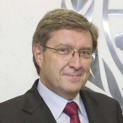 H. E. Enrico Giovannini