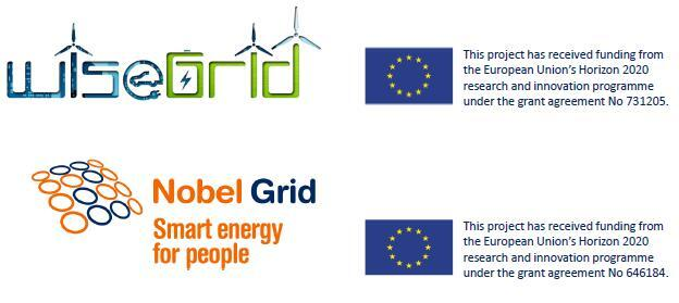 EU disclaimers WiseGrid NobelGrid