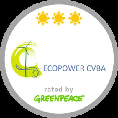 Afbeelding bij Maximumscore voor Ecopower in het nieuwe Greenpeace-klassement