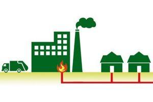 Afbeelding bij Stad Eeklo, provincie Oost-Vlaanderen, ontwikkelaar Veolia en burgercoöperatie Ecopower geven startschot voor ambitieus warmtenet