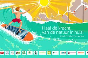 Afbeelding bij Coalitie roept op om sneller en meer te investeren in zonne-energie