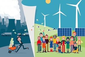 Afbeelding bij Nieuwe CREG Scan vult gat maar vergeet energiecoöperaties