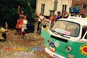 Afbeelding bij 18 en 19 augustus zijn het weer Molenfeesten in Rotselaar