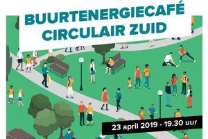 Afbeelding bij Buren komen samen voor een duurzame en circulaire wijk op het Antwerpse Zuid (verslag Buurtenergiecafé)