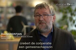 Afbeelding bij Ecopower, een coöperatief voorbeeld voor het Europees Parlement