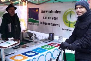 Afbeelding bij Een windturbine van en voor de inwoners van Genk: teken de petitie