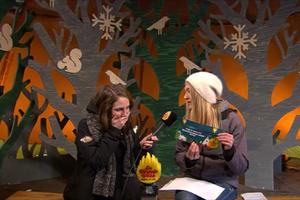 Afbeelding bij Ecopower overhandigt een mooie cheque tijdens de Warmste Week van Studio Brussel