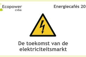 Afbeelding bij Ecopower Energiecafés 2018: de toekomst van de elektriciteitsmarkt