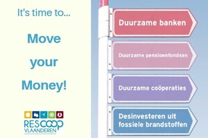 Afbeelding bij Investeert u ook in wapens en olie? Time to Move Your Money!