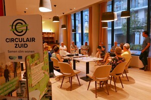 Afbeelding bij Tweede Circulair Zuid Buurtenergiecafé over elektrische deelmobiliteit via Partago