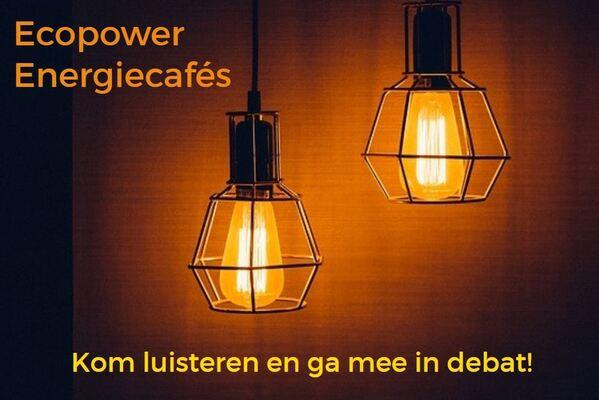 Afbeelding bij Ecopower komt weer naar u toe met zes Energiecafés