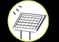 afbeelding bij Zonne-energie