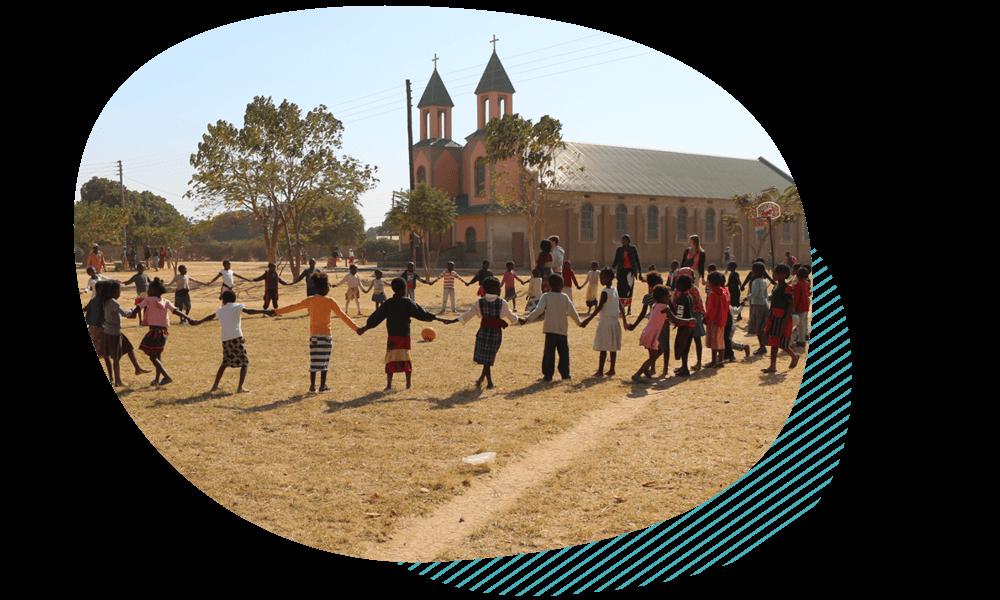 Don Bosco vrijwilligerswerk buitenland