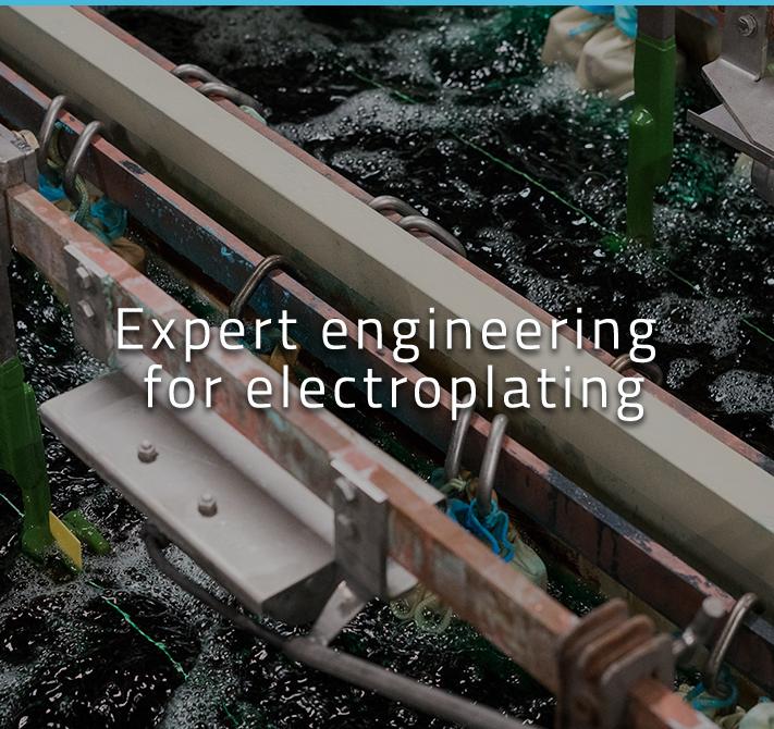 Elsyca PlatingMaster software Expert engineering for electroplating