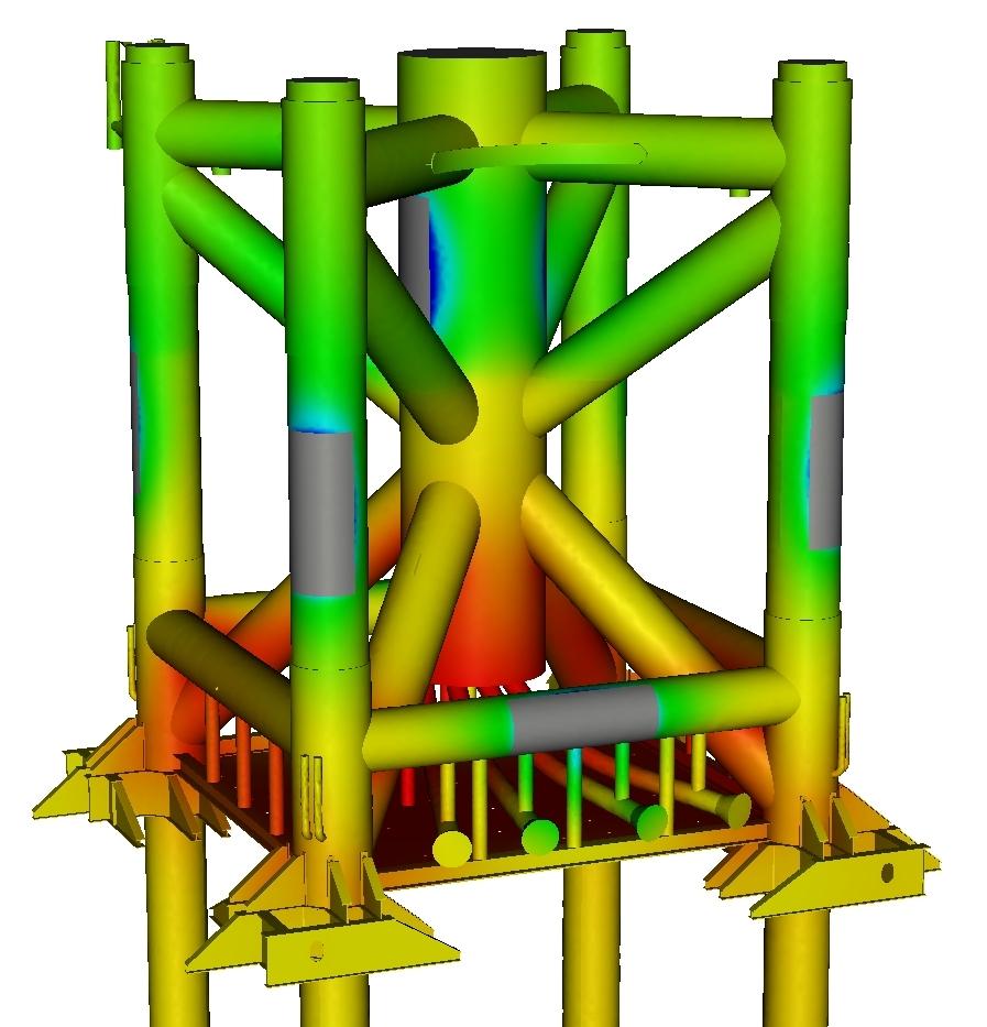 Elsyca CPManager - Wind turbine foundations