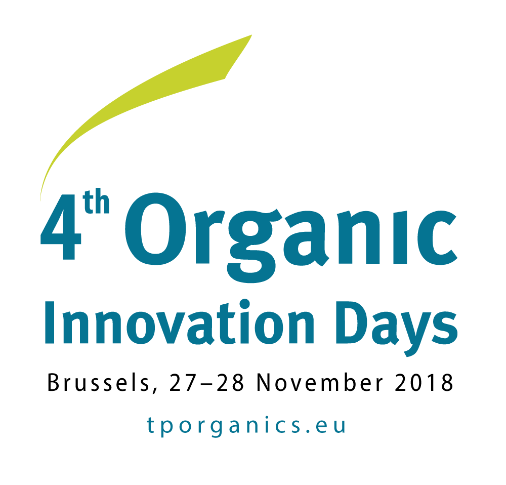 TP Organics - 4th Organic Innovation Days