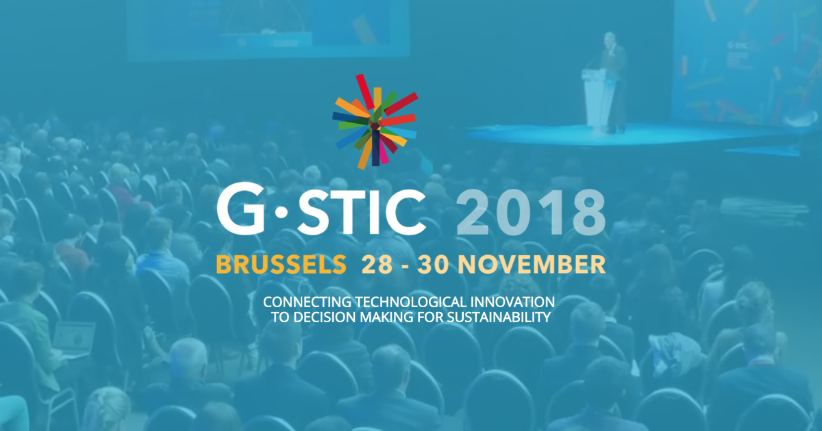 G-STIC 2018 Global Sustainable Technology & Innovation Conference