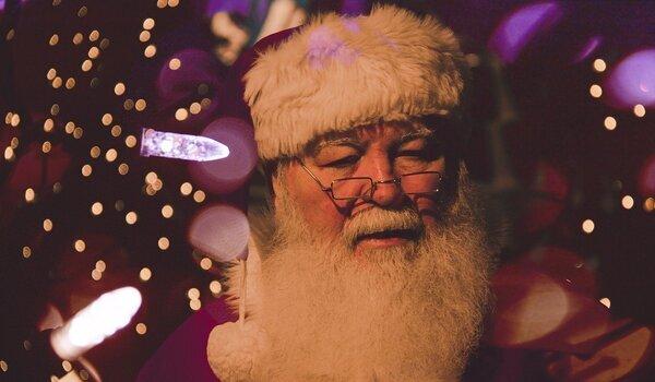 Image of Vraag jouw warme wens bij de kerstman/kerstelf aan