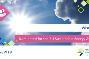 Image Wisegrid nominated for EU Sustainable Energy Week Awards