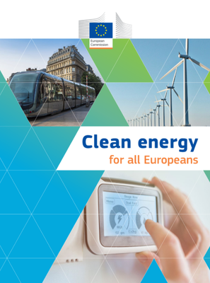 Afbeelding bij EU publication - Clean energy for all Europeans