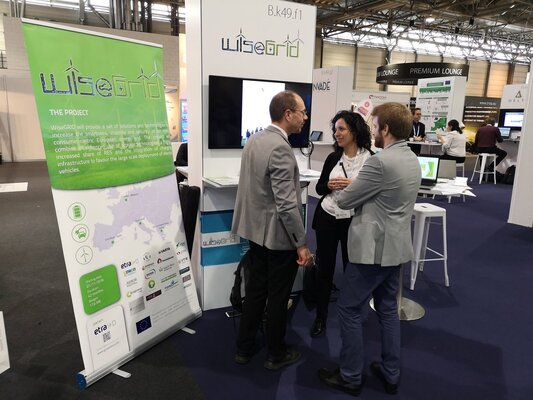 Afbeelding bij Accelerating the clean energy transition - WiseGRID